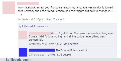 history,language,oh snap,witty reply