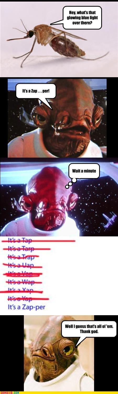 admiral ackbar its a trap mon calamari puns star wars - 4448346368