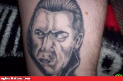 tattoo funny derp dracula - 4449346304