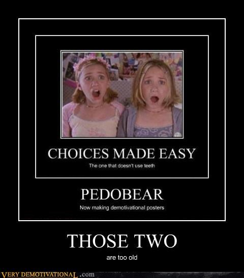 too old pedobear mary-kate-ashley - 4449915904