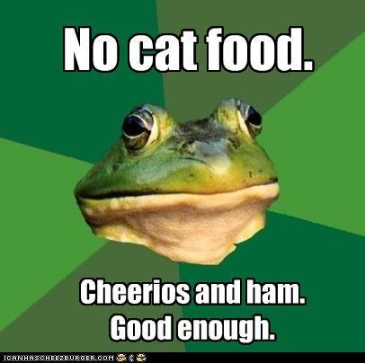 foul bachelor frog - 4450061312