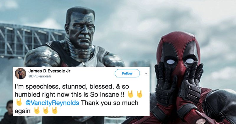 Ryan Reynolds outdoes himself for a Deadpool fan who got his wisdom teeth out.