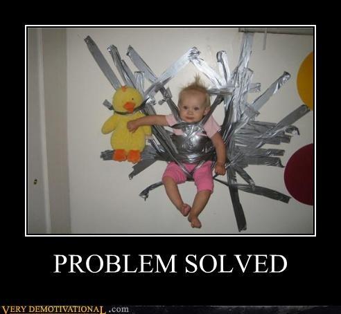 duck,duct tape,good idea,kid