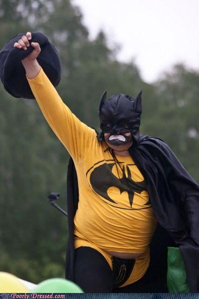 batman clown make up weird wtf - 4451290624