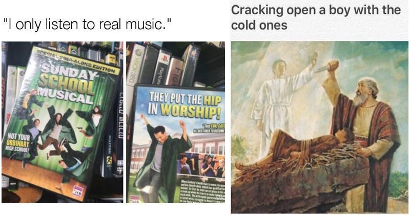 Funny dank christian memes.