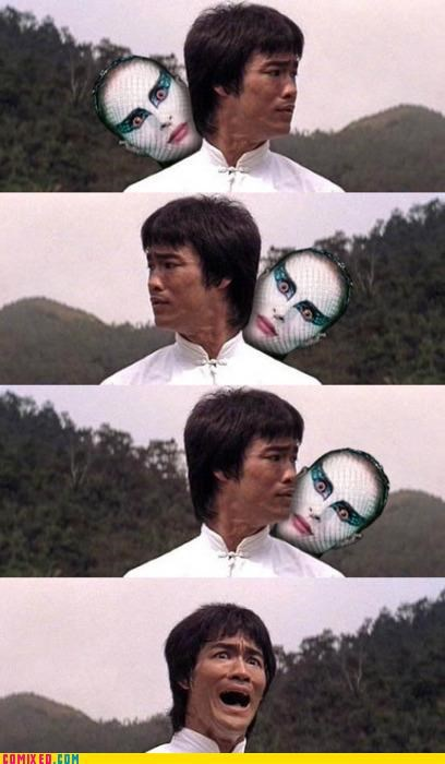 black swan bruce lee dangerous From the Movies natalie portman - 4451611392