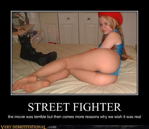 STREET FIGHTER the movie was terrible but then comes more reasons why we wish it was real