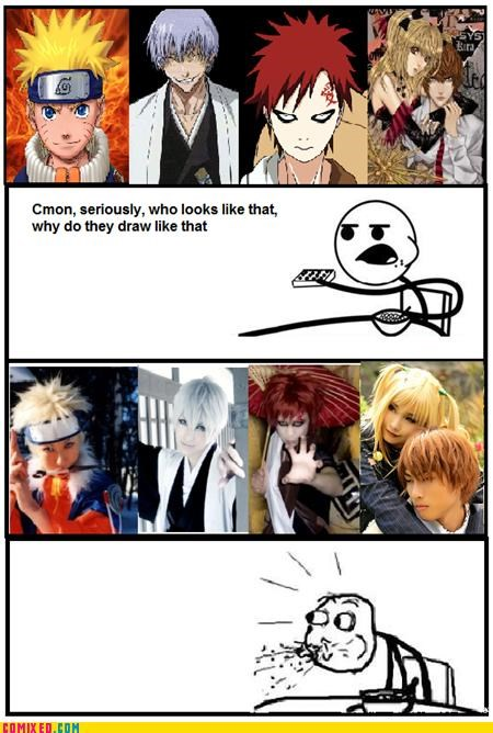 anime characters arts cartoons cereal guy nerds - 4451963392
