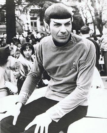 logically awesome Spock TDW Geek - 4455506688
