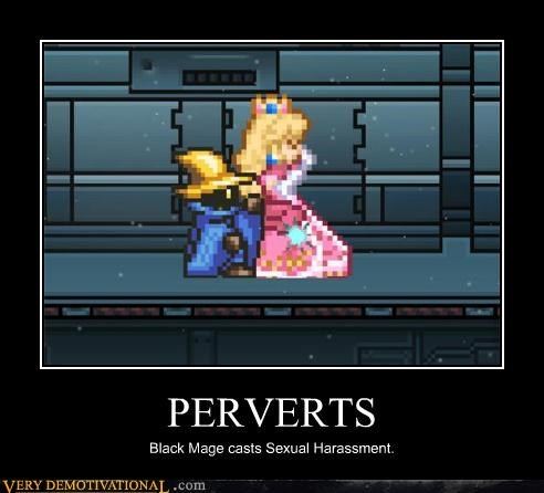 sexy times video games black mage - 4455996160