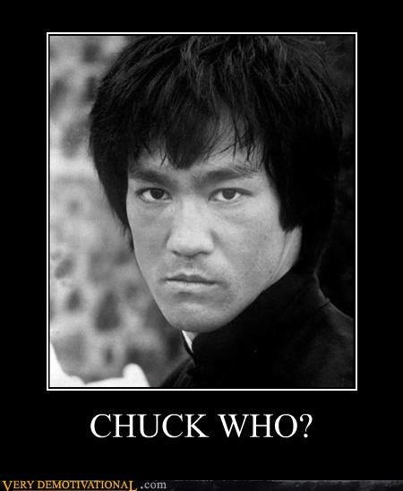 bruce lee chuck norris angry - 4456938240