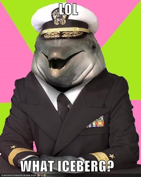 captain admiral dolphin i dont even Memes what is this - 4457097984