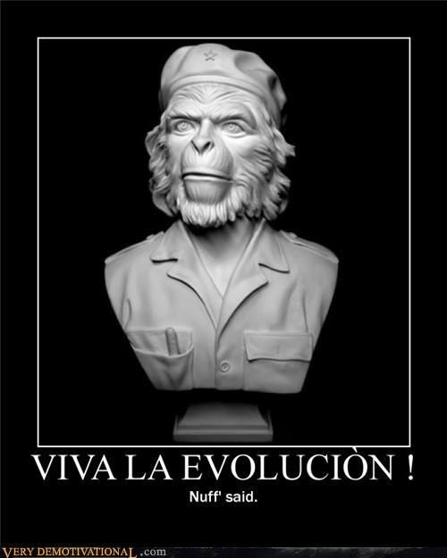 viva la revolution,evolution