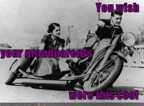 cool funny motorcycle Photo - 4457933568