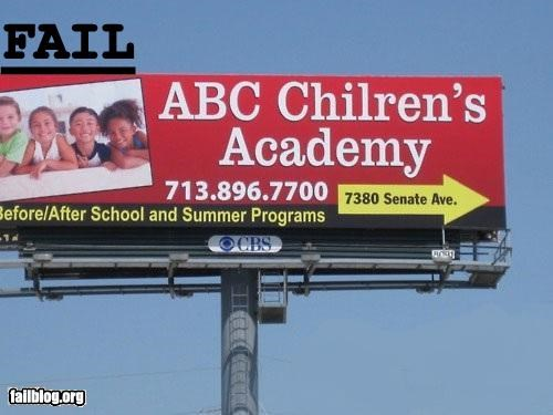 billboard,children,failboat,g rated,signs,spelling