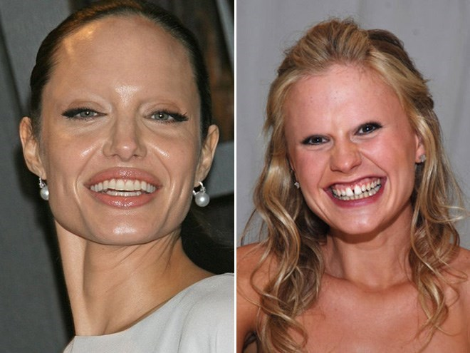 eyebrows celeb funny - 4458501