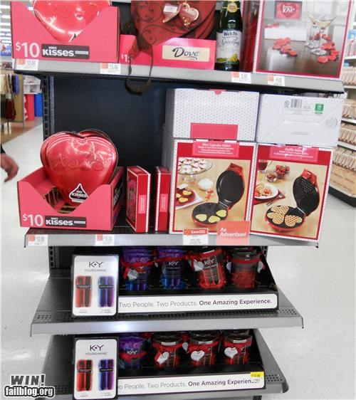 awesome at work classy sexual sexygoodtimes Valentines day wal mart - 4459699456