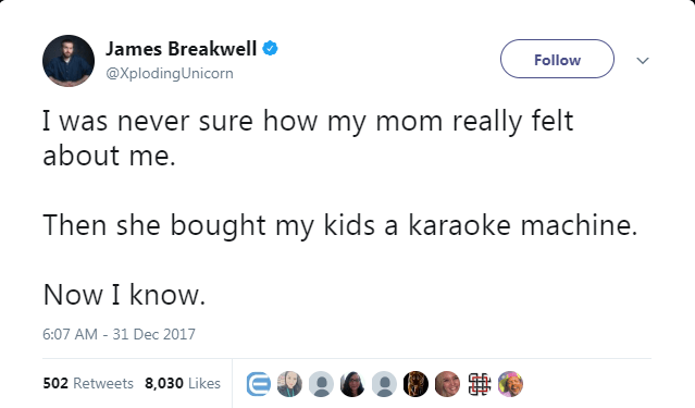 parenting tweets funny - 4459781
