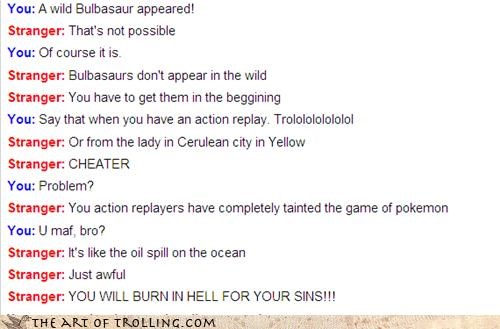 action replay Omegle Pokémon religion sins wow a little too serious if you ask me - 4460610048