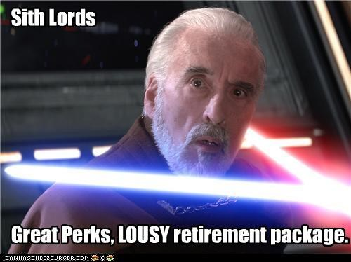 Christopher Lee funny sci fi star wars - 4460849408