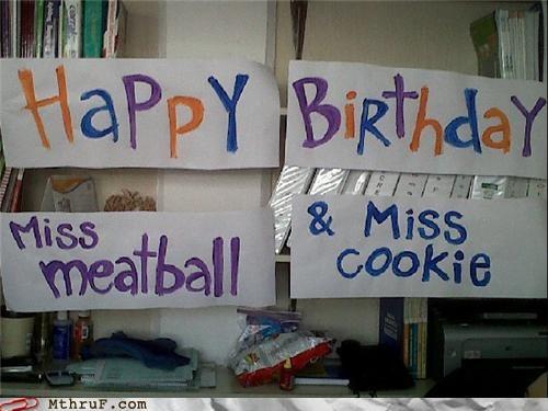 cookies kitchen passive aggressive sign - 4460873728