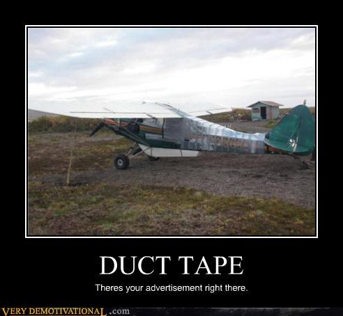 airplane amazing duct tape Pure Awesome - 4461060352
