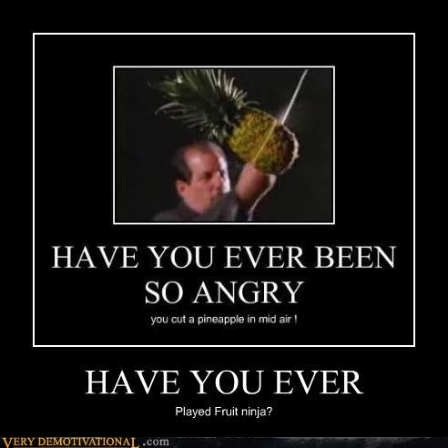 angry,fruit,ninja,pineapple,video game