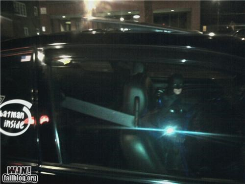 batman costume nerdgasm sticker wtf - 4461291776