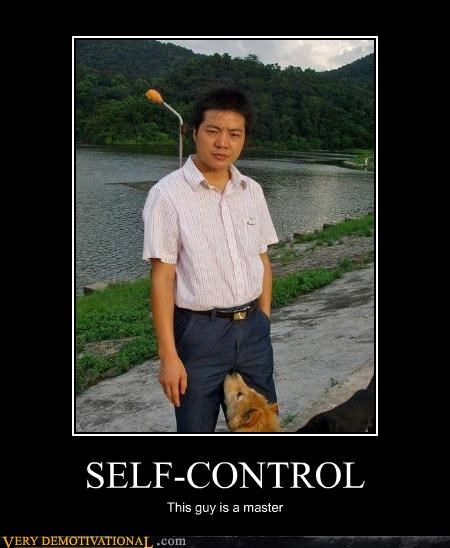 crotch sniffing dogs self control stone faced - 4461306880
