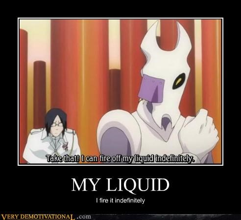 anime eww fire hilarious liquid wtf - 4461558784