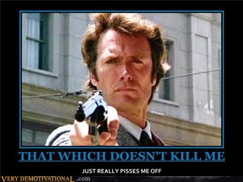 angry Clint Eastwood dirty harry hilarious - 4461619712