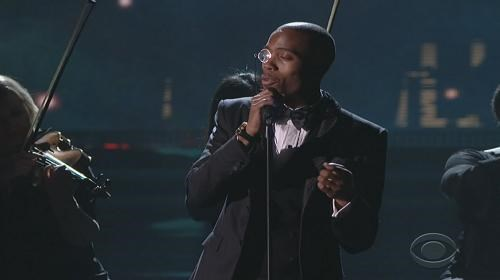 B.o.B dat monocle Grammys - 4461728000