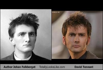 actors author David Tennant Johan Falkberget