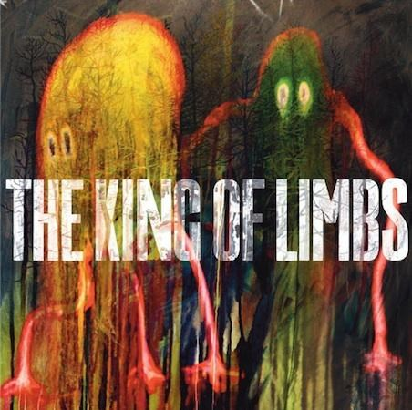 New Music radiohead The King of Limbs - 4461861120