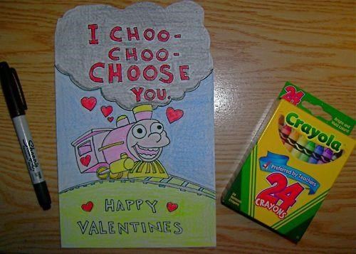 Ralph Wiggum,unpossibly romantic,Valentines day