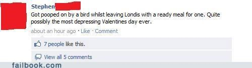 depressing forever alone Sad Valentines day - 4462154496