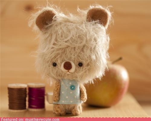 bear hair - 4462658048