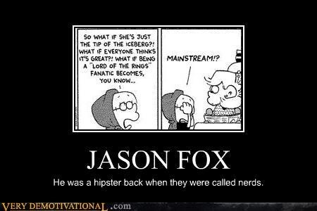 comics fox trot hipsters nerds - 4462708480