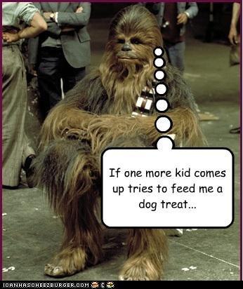 chewbacca funny sci fi star wars - 4463077632