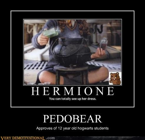 cauldron Harry Potter pedobear - 4463545088