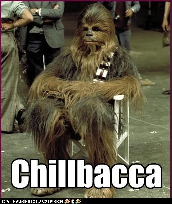 chewbacca funny Hall of Fame sci fi star wars - 4463643392