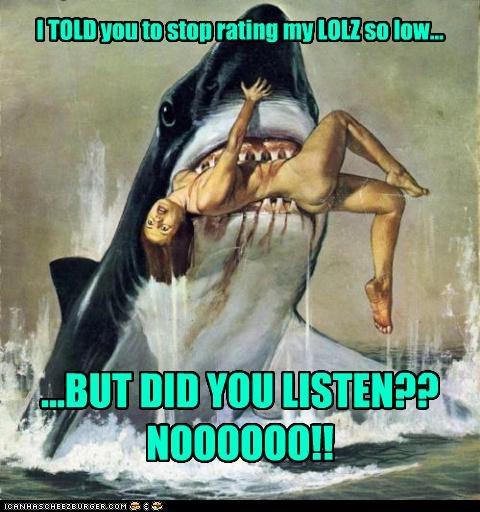 animal funny lolz shark wtf - 4463680000