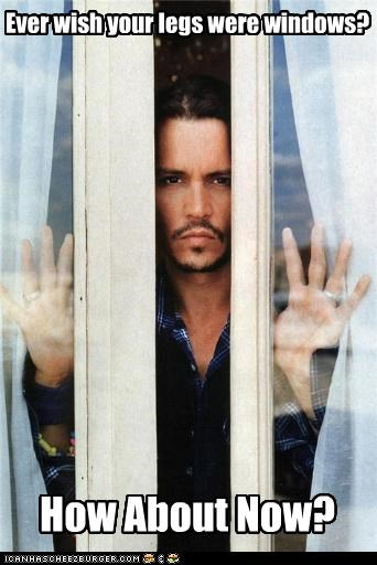 actor,celeb,funny,Hall of Fame,innuendo,Johnny Depp