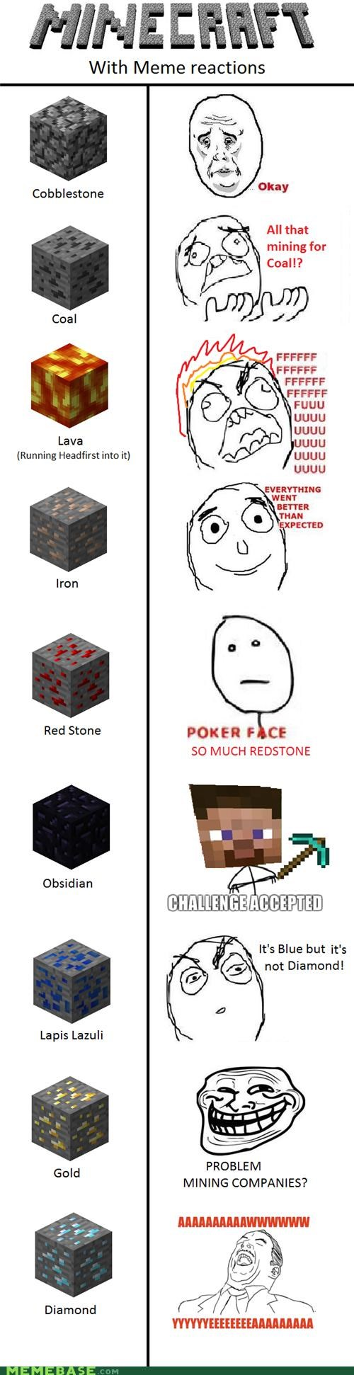 Memes minecraft video game video games - 4464163328