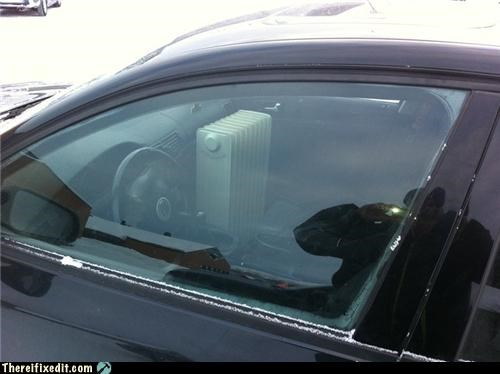 cars dangerous heater radiator - 4464280576