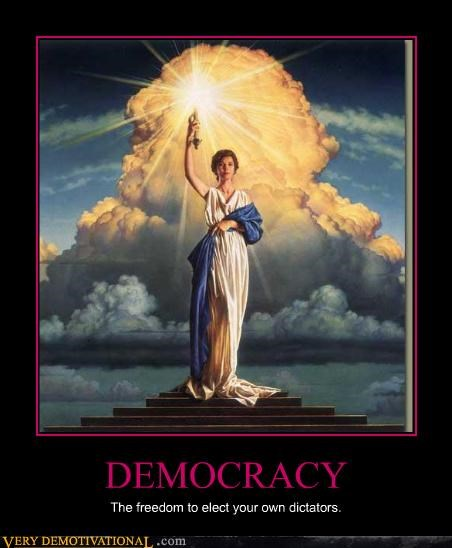 democracy dictators liberty