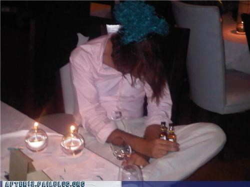 candles passed out - 4464628224