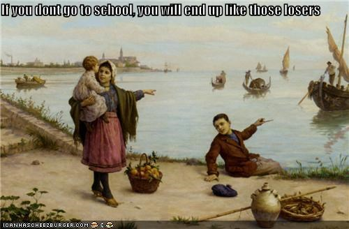 art funny kids painting - 4466140928