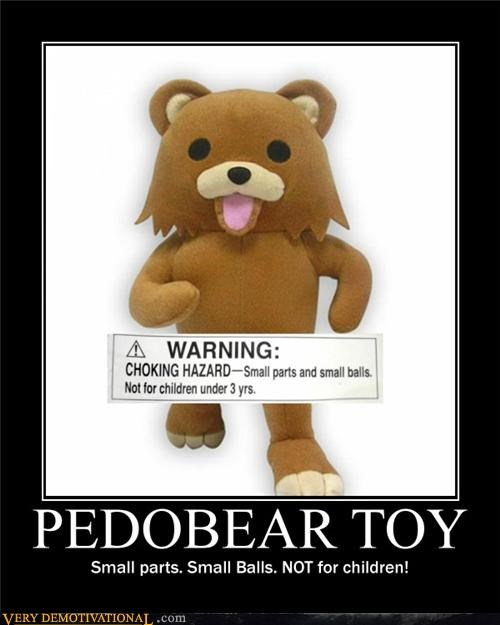balls kids pedobear small - 4466524672