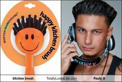 brush jersey shore orange pauly d - 4466869760